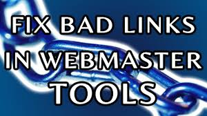 google webmaster tools how to fix bad site links youtube