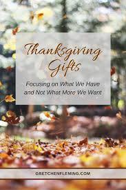 thanksgiving gifts gretchen fleming