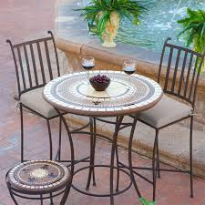 Tile Bistro Table Unique Patio Table Patio Design Ideas