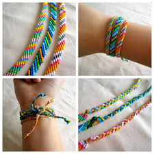 make friendship bracelet patterns images How to make a friendship bracelet 9 steps with pictures jpg