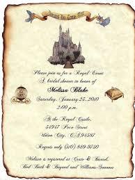 Fairytale Wedding Invitations Fairytale Castle Wedding Invitations Wording Ideas My Fairytale
