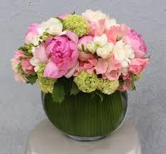peonies flower delivery santa florist flower delivery by fleurs du jour