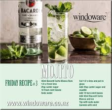 bacardi mojito recipe mcp new zealand limited home facebook
