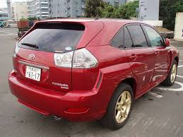 lexus harrier new model 2006 toyota harrier pictures 2400cc gasoline ff automatic for