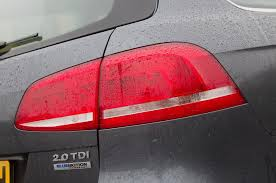 2011 vw cc led tail lights volkswagen passat 2011 2014 design styling autocar