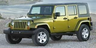 jeep wrangler 2008 used 2008 jeep values nadaguides