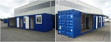 bureau container oxymontage les containers de chantier pour vos projet de