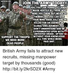 Army Recruiter Meme - davidicke com join the army today you too can travel to lands