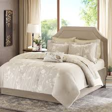 California King Size Bed Comforter Sets Vaughn Complete Bed Comforter And Sheet Set By Madison Park