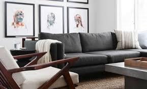 living rooms with dark grey sofas living room design ideas