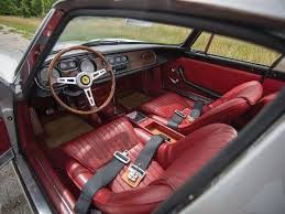 ferrari pininfarina sergio interior 1965 ferrari 275 gtb colombo v12 3 286 cm 280 bhp design