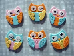 owl cake toppers owl cupcake toppers by the cake fairy find me at www flickr