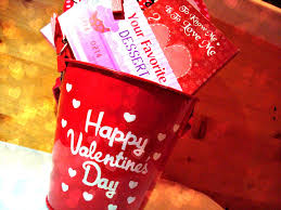 valentine u0027s day last minute gift ideas homemade gift basket