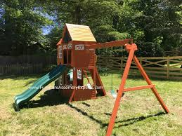 Big Backyard Windale by Gorilla Swing Set Assembly Service In Dc Md Va Same Day