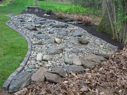 77 best dry river bed landscape images on pinterest landscaping