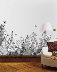 snail trail wall mural u0026 photo wallpaper photowall