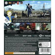 Fallout Clothes For Sale Fallout 4 Xbox One Pre Owned Walmart Com