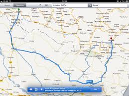Autobahn Germany Map by Google Maps Jim U0027s World Tour