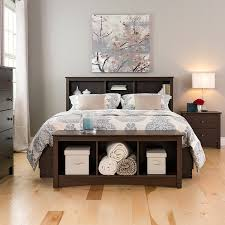 King Size Headboard With Storage Bedroom Bedroom Headboards With Storage Bed With Storage And