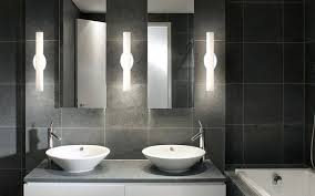 Modern Light Fixtures Bathroom Modern Bathroom Vanity Light Fixtures Ideas Ikea Within Plans 9
