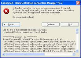 Remote Desk Connection Manager Microsoft Remote Desktop Connection Manager The Windows Server