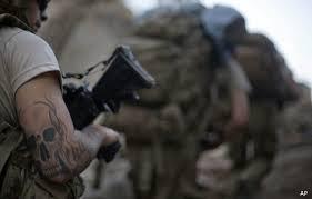 army set to ban arm leg tattoos newsmax com