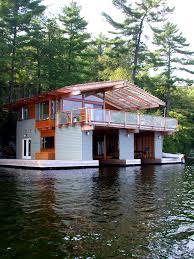 acton island boathouse cottage altius architecture inc