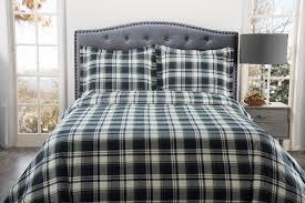flannel bedding winter nights cotton flannel duvet set 3 prints