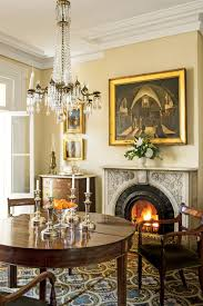 the alexander walker house southern living dining room