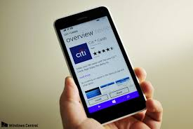 Make For Windows by Citi Cards App For Windows Phone 8 Is Officially Now Available
