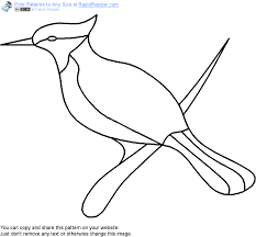free cardinal pattern