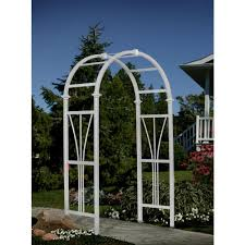 arbor swing plans wood arbors u0026 trellises garden center the home depot