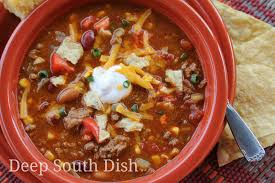 deep south dish 7 can taco soup