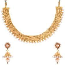 wedding jewellery buy zeneme bridal wedding jewellery set rhinestone pearl floral