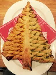 pesto puff pastry tree kick cooking