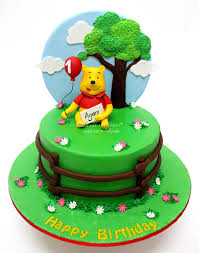 winnie the pooh cakes winnie the pooh cake d cake creations