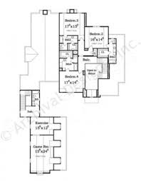 Berm House Floor Plans by Greenbrier Residential House Plans Luxury House Plans
