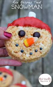 best 25 rice krispie snowman ideas on pinterest christmas sweet