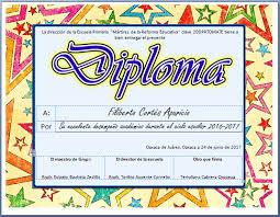 diplomas de primaria descargar diplomas de primaria actividades imprimibles para primaria diplomas para aprovechamiento