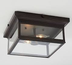 Outdoor Flush Mount Ceiling Light Flush Outdoor Lighting Great Exterior Ceiling Lights Flush Mount