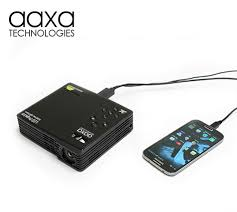 projector for android aaxa led android micro projector dlp portable led micro