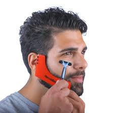 cutting hair so it curves under amazon com braun bt5050 beard trimmer for men with 25 length
