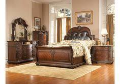 Bedroom Sets Traditional Style - lacks allura black 4 pc queen bedroom set black u0026 white