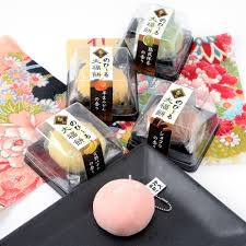 Homemade Toy Box by Japan Scented Stretchy Mochi Squishy Toy Authentic In Box
