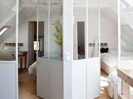cloison vitree cuisine cloison vitree interieure bois maison design bahbe com