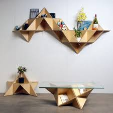 Shelf Furniture Modern by 30 Modern Ideas To Add Geometric Elements To Interior Design And
