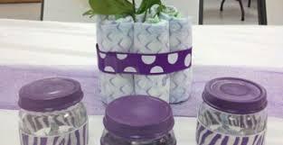 recuerdos de bautizado con frascos de gerber como decorar frascos de gerber para bautizo centros de mesa para