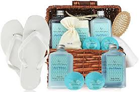 spa baskets deluxe spa basket cool waters gift baskets for men