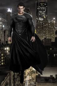 black suit superman irobathon deviantart