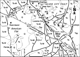 Map Of Hudson Florida by Structural Localization And Origin Of Compartmentalized Fluid Flow